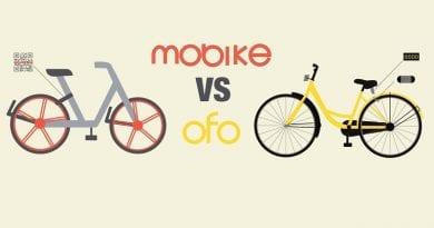 mobike vs ofo