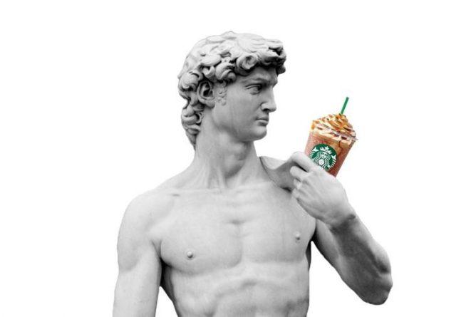 David & Starbucks